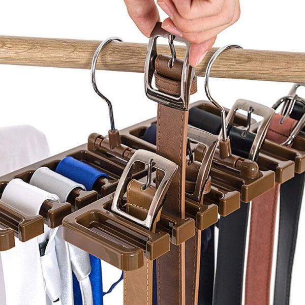 Rangement ceintures