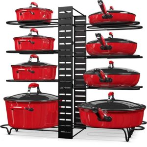 etagere casseroles