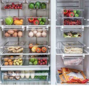 boite rangement frigo