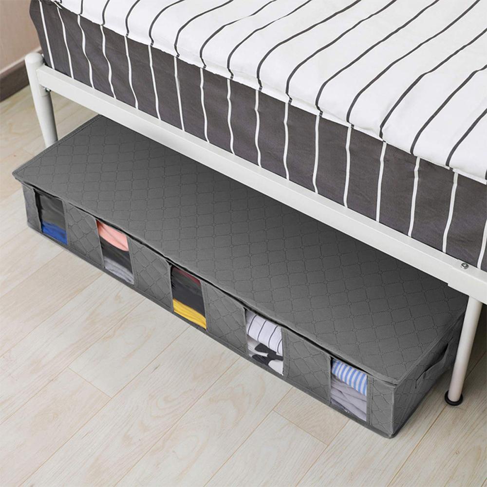 rangement sous lit